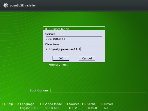 OpenSUSE AutoYast/AutoInstall Howto Part 3 | The Lazy Sys Admin